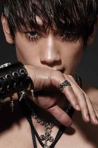 韩国帅哥明星RAIN