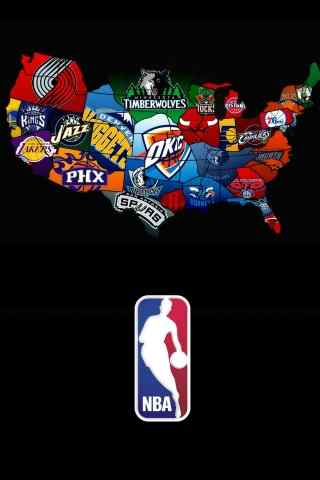 NBA球队队徽创意