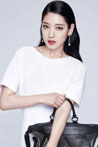 韩国美女明星朴信