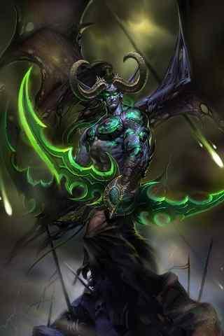 暗夜精灵超级英雄