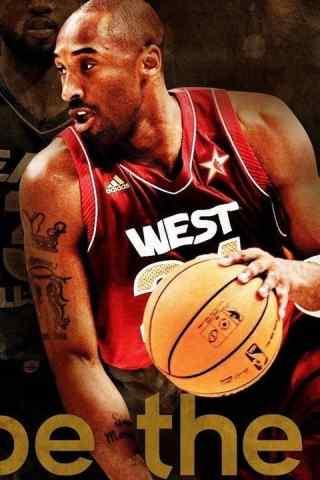 NBA球星科比·布