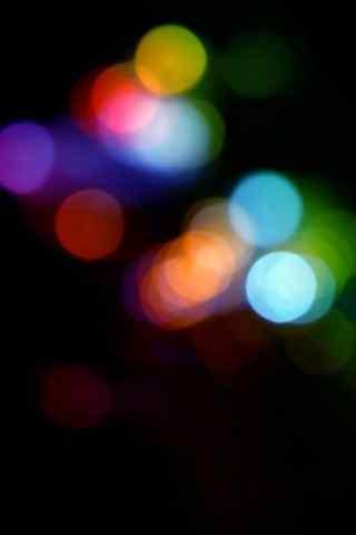 绚丽灯光精美手机壁纸下载