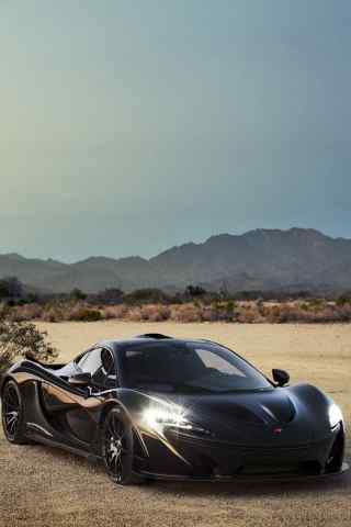 超酷黑色GT跑车亮瞎你眼