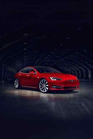 红色高级跑车帅气
