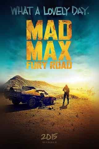 疯狂的麦克斯:狂暴之路海报系列手机背景