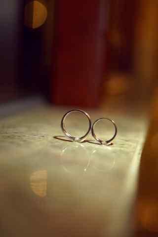 爱情的象征-戒指