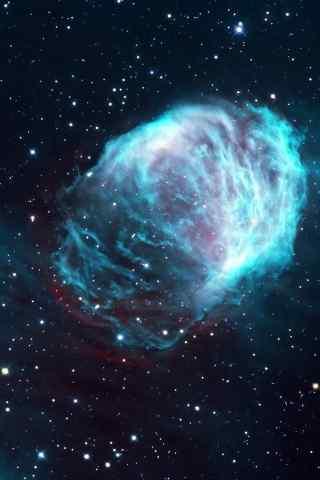 宇宙星河高清图片