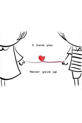 一根红绳连起了爱心