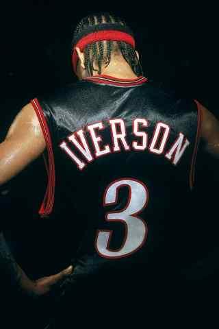 NBA巨星 3号艾弗