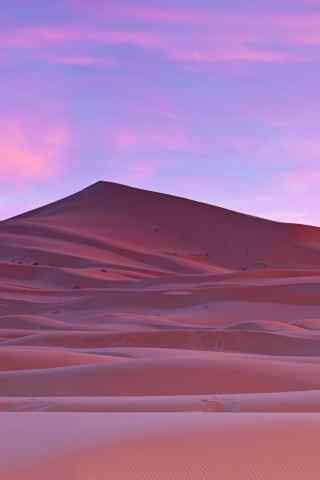 戈壁滩沙漠手机背景图片