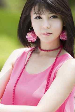 李智友粉色魅力