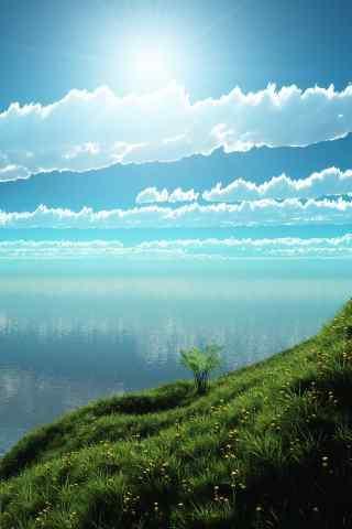 唯美意境风景高清手机壁纸