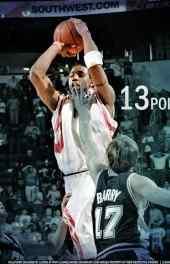 篮球|NBA球星麦蒂