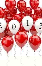 红白气球高清手机