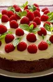 美味|美味草莓蛋糕非主流高清手机壁纸