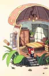 动漫|阿狸的小家
