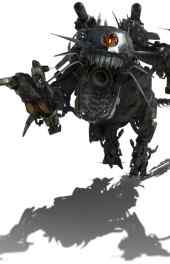 变形金刚黑色机器