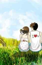 卡通|我爱你永不