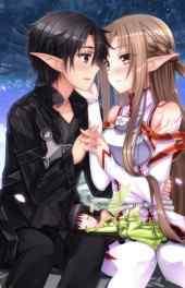 刀剑神域亚丝娜和