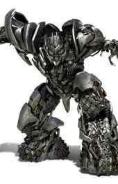 黑色机器人高清手
