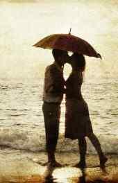 爱情|海边热吻爱