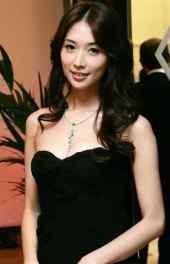 林志玲佩戴珠宝手机壁纸