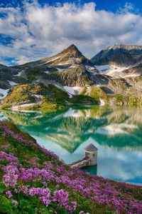 自然唯美山水图片