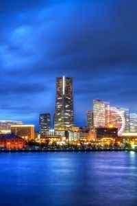 繁华城市夜景高清手机壁纸图集