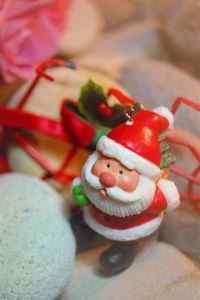圣诞节唯美可爱静物壁纸图片