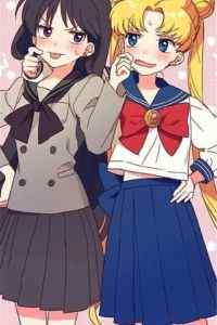 日本动漫美少女战士高清高清手机壁纸下载