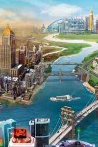 城市建筑航拍高清