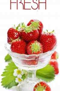 诱人草莓桌面主题高清手机壁纸下载