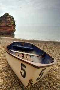 海边船只风景高清