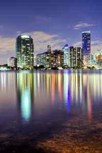 繁华美丽城市夜景高清手机壁纸图集