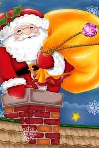 圣诞节唯美精选高清手机壁纸