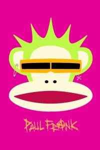 大嘴猴可搞笑可爱卡通高清手机壁纸