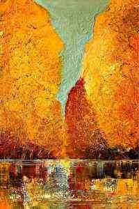 秋天的色彩唯美大自然高清手机壁纸