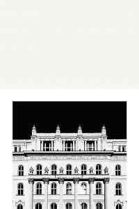 创意黑白建筑高清