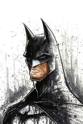 动漫蝙蝠侠手机壁