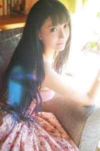 清纯美女文艺清新高清写真手机壁纸图片下载(7张)