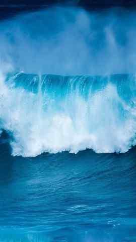 壮观的海浪高清手
