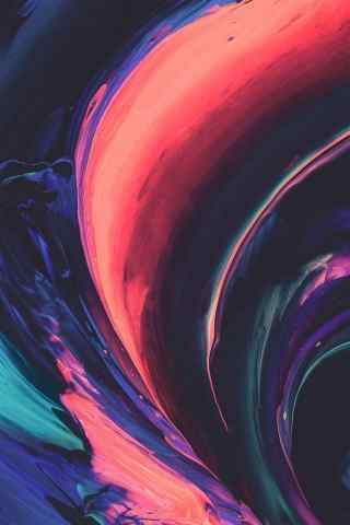 炫彩油彩个性高清