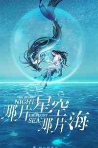 电视剧《那片星空那片海》唯美手绘海报图片