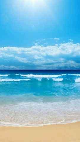 蓝色大海风情高清