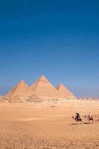 沙漠摄影高清手机