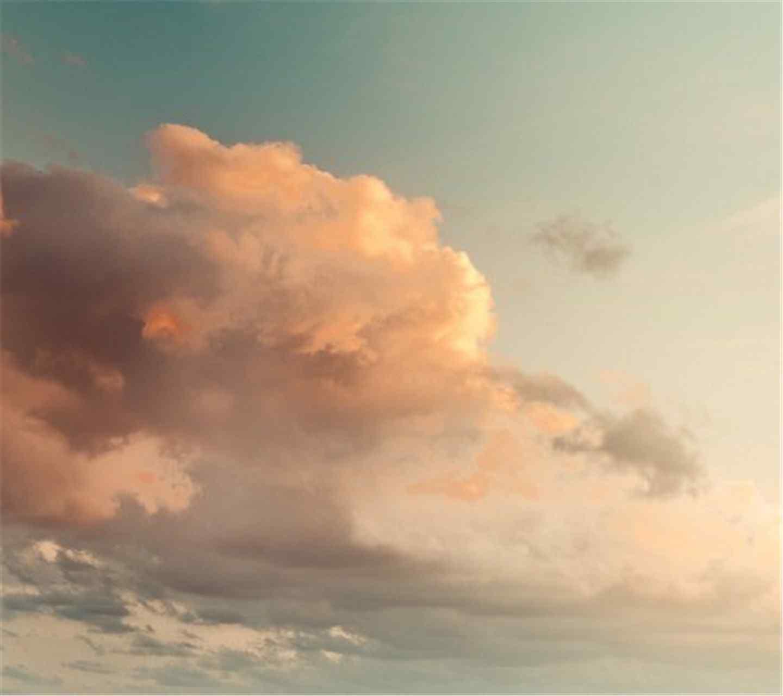 唯美梦幻蓝天风景高清手机桌面壁纸
