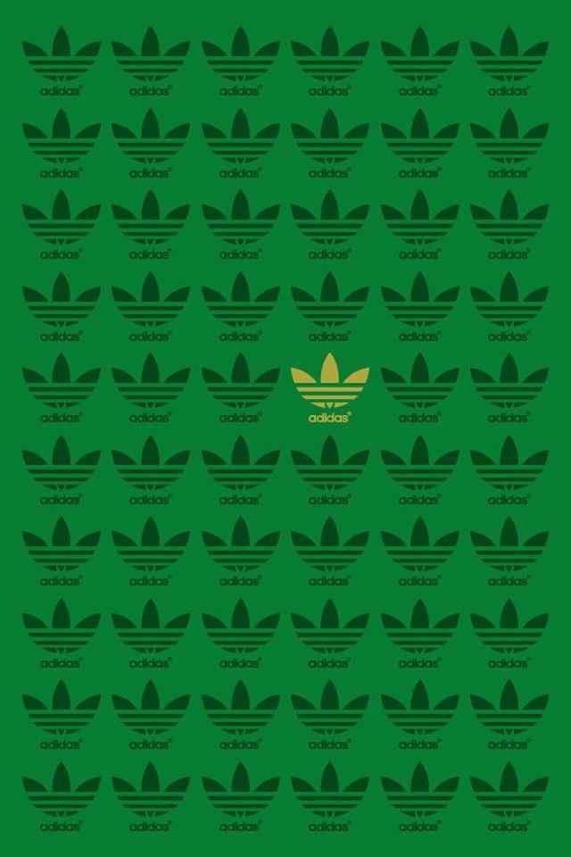 阿迪达斯三叶草高清手机壁纸图片