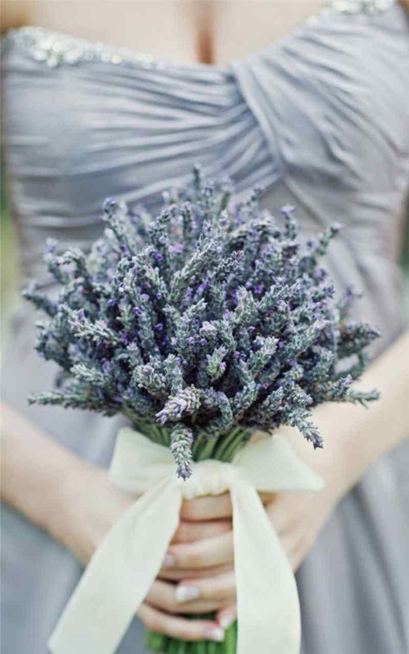 美丽新娘捧花屏保高清电脑桌面壁纸