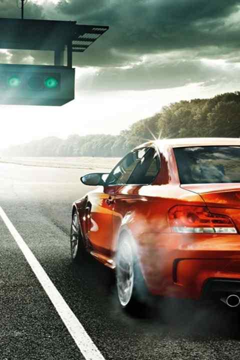 激情极速汽车震撼摩擦高清手机壁纸