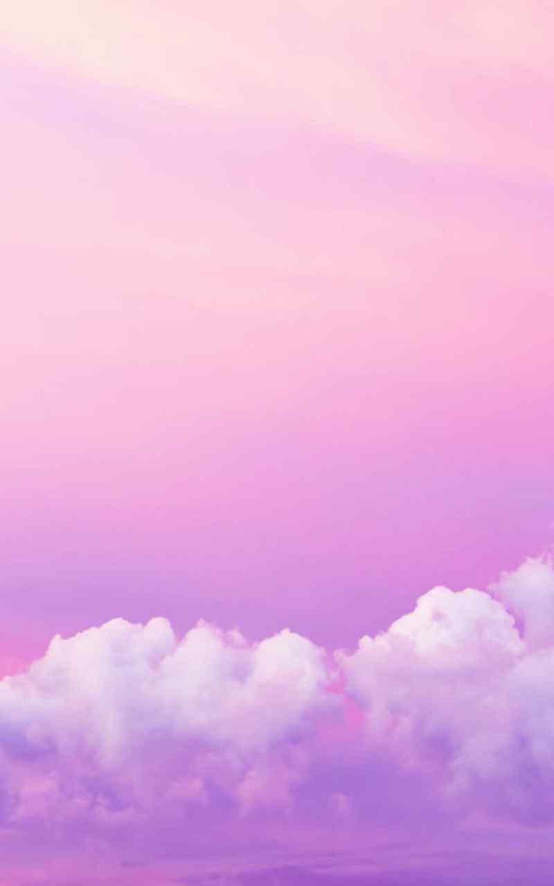 美丽的晚霞唯美风景高清手机壁纸图集图片